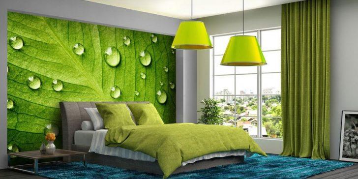 Yatak Odaları İle Uyumlu En Güzel Duvar Kağıdı Modelleri
