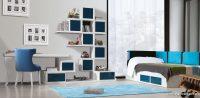 Zebrano Santorini Çocuk Odası Modelleri