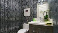 Banyolar İçin Uyumlu Duvar Kağıdı Fikirleri
