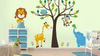 Çocuk Odaları İçin Duvar Renkleri Tavsiyeleri