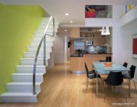 Dubleks Ev İçin Merdiven Modeli