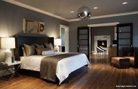 En Güzel Gri Yatak Odası Modelleri