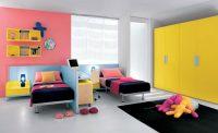 İki Kişilik Modern Çocuk Odası