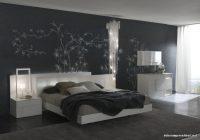 Yatak Odaları İçin Gri Duvar Kağıdı