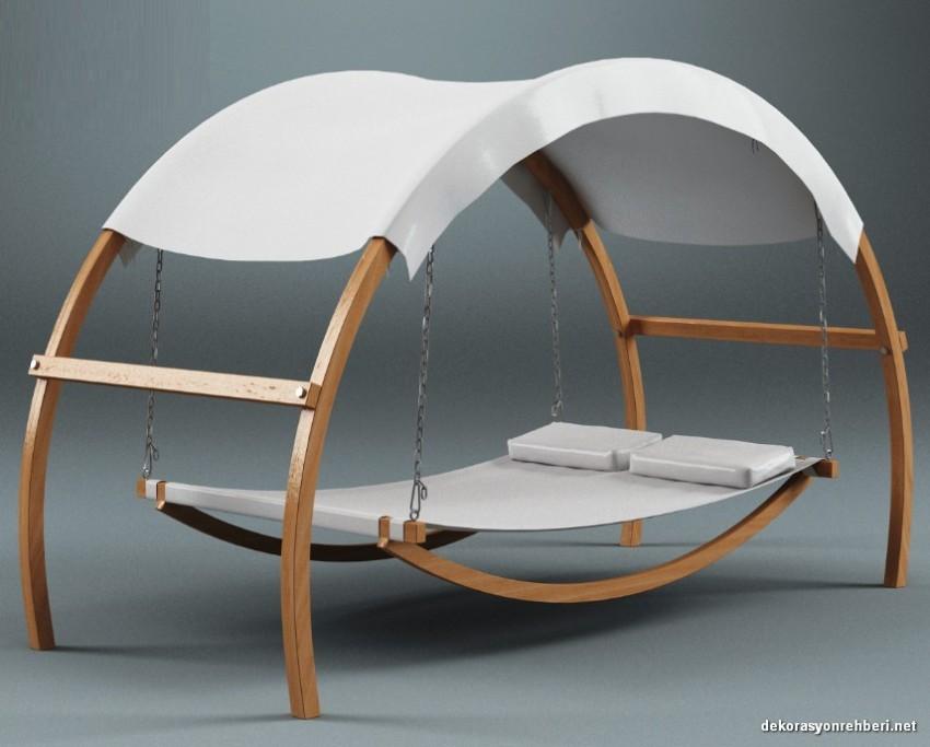Yataklı Salıncak Modelleri