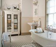 Country Tarzı Banyo