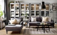 Dinlendiren Salon Dekorasyon Fikirleri
