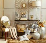 Gümüş Rengi Dekorasyon Önerileri