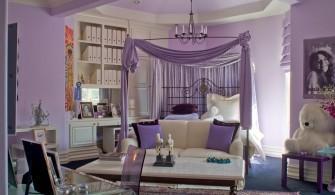 Lila Renk Fikirli Dekorasyon Önerileri