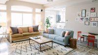 Kullanışlı ve Renkli Bir Salon Nasıl Dizayn Edilir?