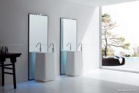 Banyo Aydınlatmalı Boy Aynası