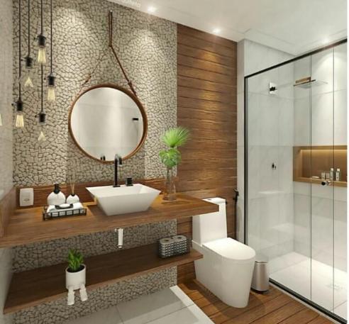 Son zamanların en çok kullanılan ve tercih edilen banyo dekorasyonları