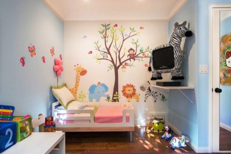 çocuk odası dekor önerileri